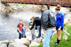 group-trout-release